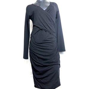 Sundance Eternal Compliments Twist Dress Black